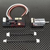 GLRACING, GLX-RJ28-SD5250KV GL ESC COMBO SENSORED 5250KV