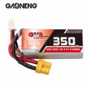 GAONENG, GNB3502S60C LIPO BATTERY 2S 350MAH 60C