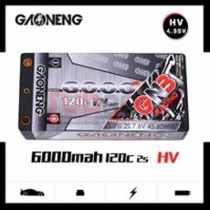 GNB60002S120IHV 6000MAH 2S HV 7.6V 120C SHORTY 5MM CASE