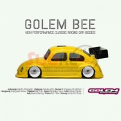 GOLEM, GOLEMVWP GOLEM 1/28 VW BEATTLE PRACTICE TYPE