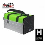 HARD, H8921A H.A.R.D MAGELLAN SERIES 1/10 HAULER CAR BAG W/ STORAGE BOX