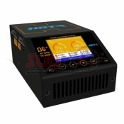 HOTA D6+ AC300W DC2X325W DUAL CHANNEL SMART BATTERY CHARGER/DISCARGER LIION/LIPO/LIFE/LIHV/NICD/NIMH