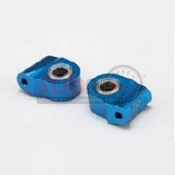 YOKOMO, ID-41310 ALUMINIUM LOWER CASTER BLOCK 10 BLUE