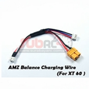 ATOMIC, IC-092 BALANCE CHARGING WIRE FOR AMZ SERIES XT60 PLUG
