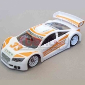 JOMUREMA, JOM280354 MINI-Z GT01 CAR BODY SET WHITE
