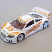 JOMUREMA, JOM280354 MINI-Z GT01 CAR BODY SET WHITE