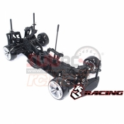 3RACING, KIT-D4RWDS/BK SAKURA D4 RWD SPORTS BLACK EDITION 1/10  DRIFT CAR KIT