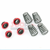 ATOMIC, KMB002 ADJUSTABLE COIL-OVER SHOCK CONVERSION KIT FOR MINI-Z BUGGY