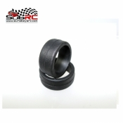 PN RACING, KS1034 KS COMPOUND RCP SLICK FRONT TIRE SOFT