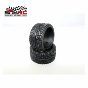 PN RACING, KS2820 KS COMPOUND RCP RADIAL REAR TIRE SUPER SOFT