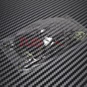 PN RACING, LW214 MINI-Z LEXAN WINDOW NISSAN GT-R GT500 (TOP WHOLE PIECE)