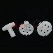 PN RACING, MA0120 MINI-Z PRO LONG SPUR GEAR SET