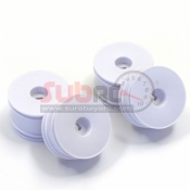 KYOSHO, MBH002W WHEEL SET (LAZER)