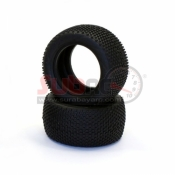 KYOSHO, MBT002R TIRE (LAZER/REAR/2 PCS)