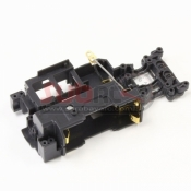 KYOSHO, MD201SP SP MAIN CHASSIS GOLD PLATE