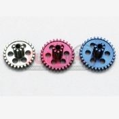 KYOSHO, MDW011 MACHINE CUT SPUR GEAR SET L