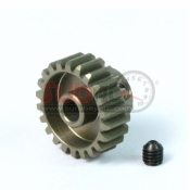YEAH RACING, MG-06P25T ALUMINIUM 7075 HARD COATED MOTOR GEAR PINION 06P 25T FOR TAMIYA CAR KITS