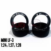DSRACING, MI-LF3NW MINI DRIFT TIRE LF-3 NARROW WIDE