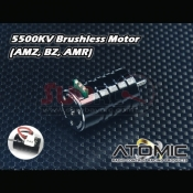 ATOMIC, MO-039 5500KV BRUSHLESS MOTOR AMZ,BZ,AMR