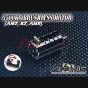 ATOMIC, MO-040 3500KV BRUSHLESS MOTOR (AMZ,BZ,AMR)