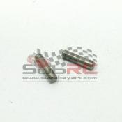 PN RACING, MR2045N MINI-Z MR02 BALL DIFF SHAFT PIN 2PCS