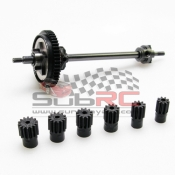 PN RACING, MR2049 MR02/03 V2 LIGHT WEIGHT 64P CERAMIC BALL DIFF SET