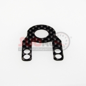 PN RACING, MR2062B MINI-Z MULTI LENGTH V2 CARBON GRAPHITE DISK PLATE
