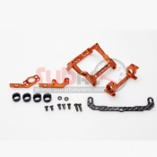 PN RACING, MR2395 MR02/03 93-102MM MULTI MOTOR MOUNT