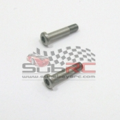 PN RACING, MR2507 MINI-Z MR02 DOUBLE A-ARM STAINLESS STEEL SPRING PIN 2PCS