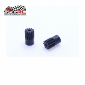 PN RACING, MR2610 64 PITCH DELRIN PINION 10T 2PCS