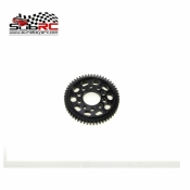 PN RACING, MR2851 2WD MACHINE CUT DELRIN LIMITED SLIP 64P SPUR GEAR 51T