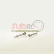 PN RACING, MR3037 MINI-Z MR03 STAINLESS STEEL UPPER ARM PIN  2PCS