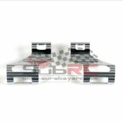 PN RACING, MR3038AS MINI-Z MR03 V2 ALM BAT COVER HEATSINK SILVER