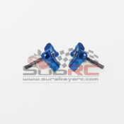 PN RACING, MR3050DB MINI-Z MR03 DOUBLE A-ARM KNUCKLE BLUE