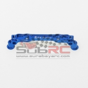 PN RACING, MR3050EB MINI-Z MR03 DOUBLE A-ARM UPPER BRACKET BLUE