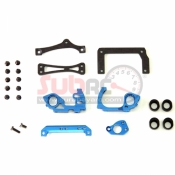 PN RACING, MR3300B MINI-Z V5 LCG 98MM MOTOR MOUNT BLUE