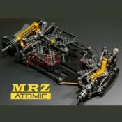 ATOMIC, MRZ-KIT RWD PAN CAR CHASSIS KIT (NO ELECTRONIC)