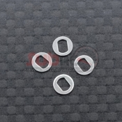 ARR-MW-004 AWD STAINLESS STEEL RIM OFFSET ALIGNMENT SHIMS (0,5 X 4PCS)