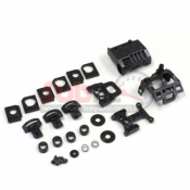 KYOSHO, MZ217 MOTOR CASE TYPE MM2 FOR MR-03