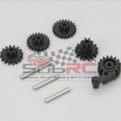 KYOSHO, MZ404 SERVO GEAR SET FOR MR-03