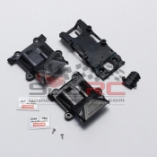 KYOSHO, MZ411 UPPER SERVO MOTOR COVER SET MR03