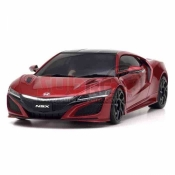 KYOSHO, MZP233R HONDA NSX VALENCIA PEAR AUTOSCALE COLLECTION BODY