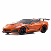 KYOSHO, MZP240OR CHEVROLET CORVETTE ZR1 ORANGE