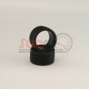 KYOSHO, MZW38-20 RADIAL WIDE TIRE 20