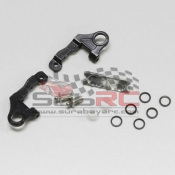 KYOSHO, MZW416 INNER TUBE SHOCK SET FOR MR-03