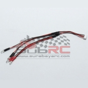 KYOSHO, MZW429R LED LIGHT UNIT SET CLEAR&RED;