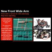 DRIFT ART, NFA NEW FRONT ARM DRIFT ART 2.5