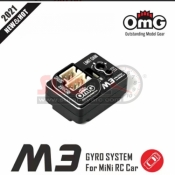OMG-GYRO-M3 FOR RC DRIFTING MINI-Z OR 1/10 COMPETITION DRIFTING