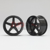 RP-6113B8 DRIFT WHEEL 5 SPOKE 01 OFFSET 8MM