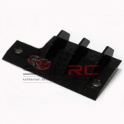 REFLEX RACING, RX1186 ALUMINIUM DIFFUSER FOR REFLEX RACING AND ATOMIC MOTOR MOUNTS